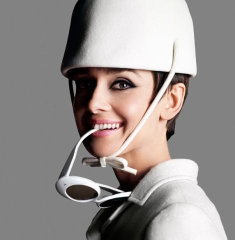 Douglas Kirkland, Audrey Hepburn, 1965