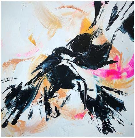Daniel Hooper, The Magpie