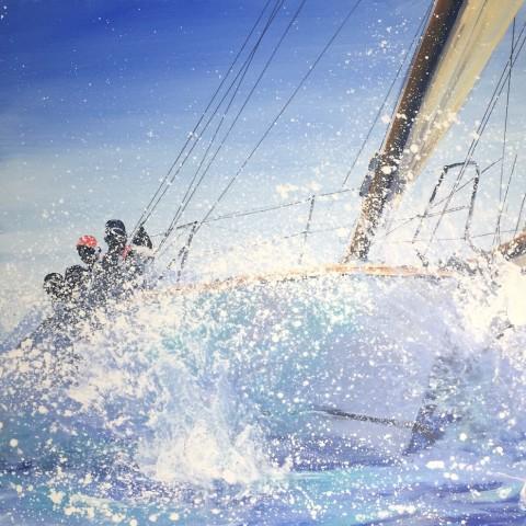 William Thomas, Summer Racing