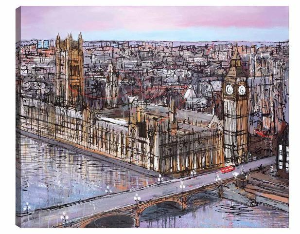 Late Afternoon, Westminster