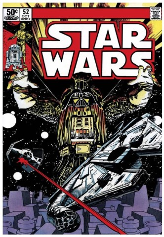 Star Wars #52 - To Take The Tarkin (paper)