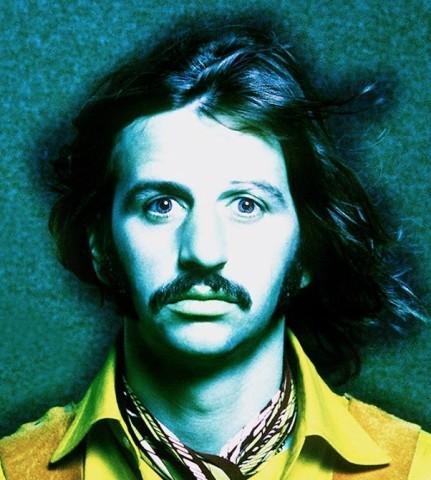 Douglas Kirkland, Ringo Starr, 1969