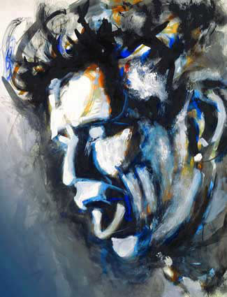 Ronnie Wood, Touch, 2002