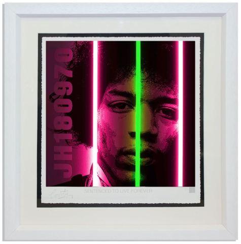 Jimi Hendrix / Life Series