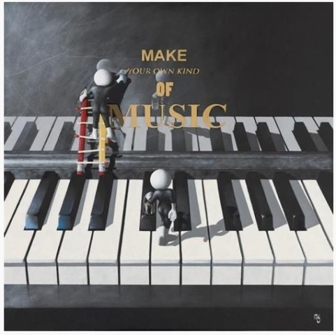 Mark Grieves, Make Your Own Kind Of Music