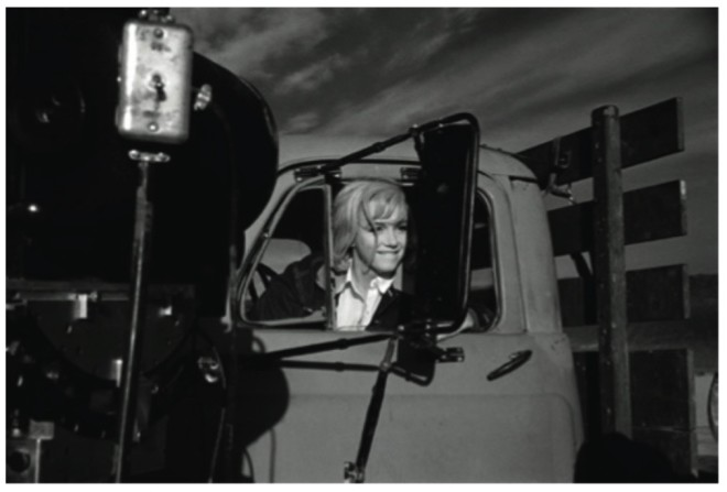 Eve Arnold, Filming The Misfits, 1960