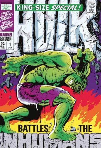 The Incredible Hulk Special #1