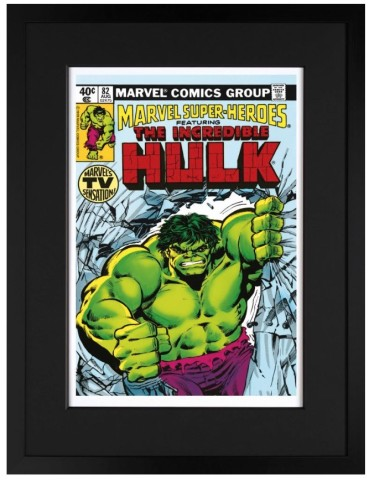 Marvel Super-Heroes Featuring The Incredible Hulk #82 - Marvel's TV Sensation (paper)