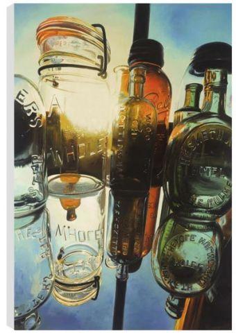Ken Orton, Light In A Bottle