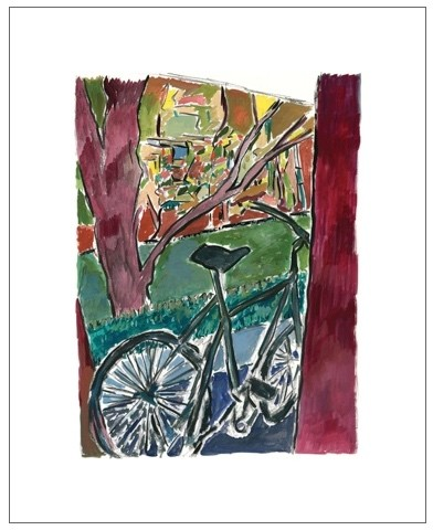 Bob Dylan, Bicycle , 2012