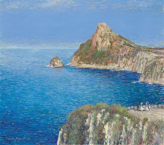 Cap Formentor, 1884