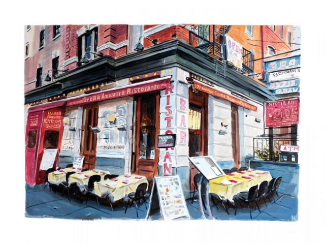 Little Italy, Lower Manhattan