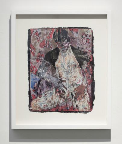 Felipe Baeza, Untitled (Los Otros, 5) 无题 (其他人, 5), 2019