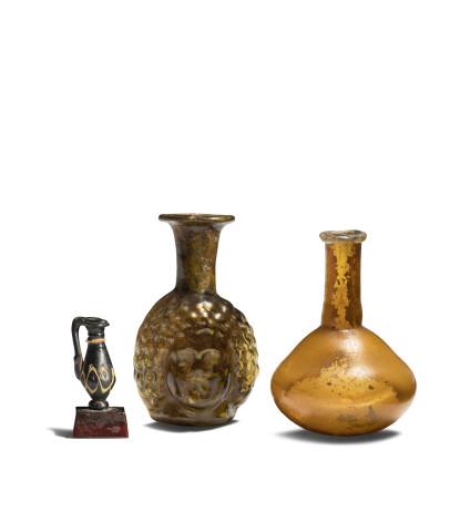 Roman miniature jug pendant, 4th-5th century AD