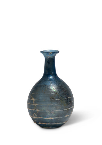Roman bottle with spiral trailing, 1st century AD