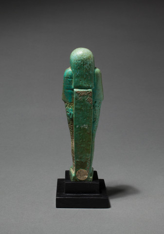 Egyptian shabti for Padineith, Late Dynastic Period, Late 26th Dynasty, c.570-525 BC