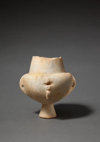Cycladic kandila, Bronze Age, early 3rd millennium BC