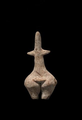 Amlash steatopygous female statuette, 9th-8th century BC