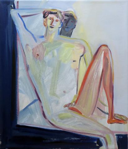 Eve Ackroyd, Window Seat, 2018