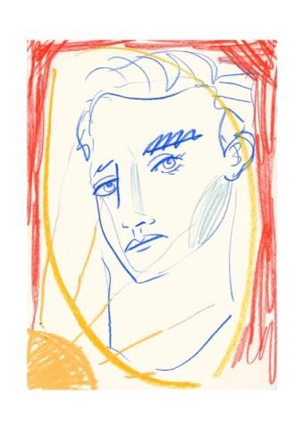 Luke Edward Hall, Orb Glimmer