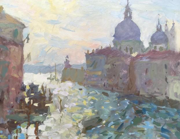 Adam Ralston MAFA, Accademia Sunrise, 2018