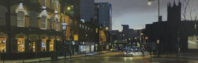 Michael Ashcroft AROI MAFA, Salford