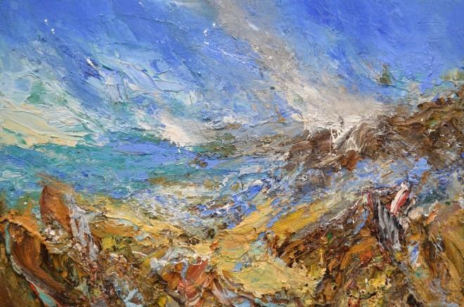 Matthew Bourne, Freshwater Easter, Shingle, Golden Sand