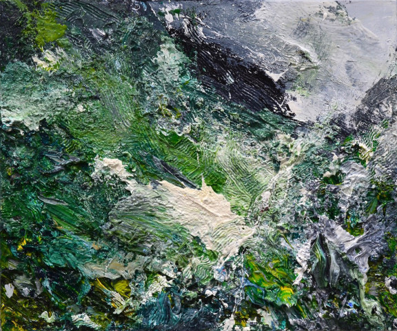Matthew Bourne, Flash Flood, Mountain Stream, 2019