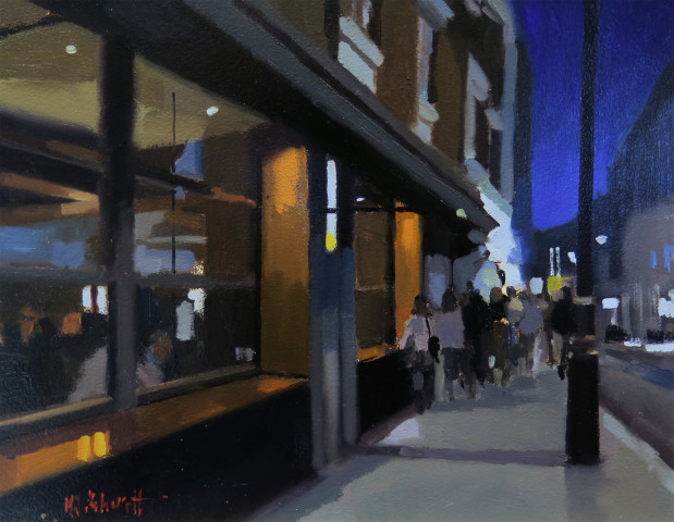 Michael Ashcroft AROI MAFA, Night Walkers, NQ, Manchester
