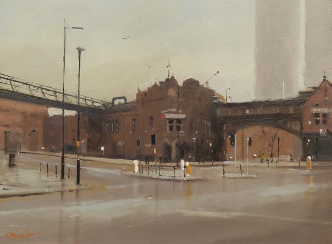 Crossroads, Deansgate Station, Manchester