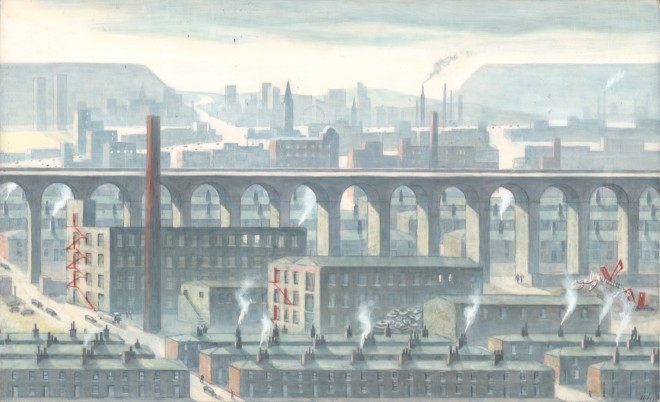 Helen Clapcott, Around the Arches