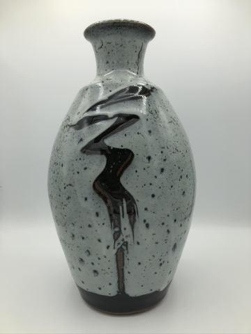 John Jelfs, Tall Bottle Vase, 2020