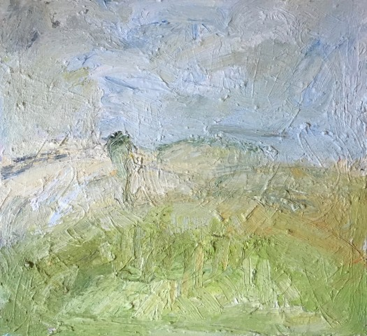 Richard Cook, Maytime on Dartmoor, 2013