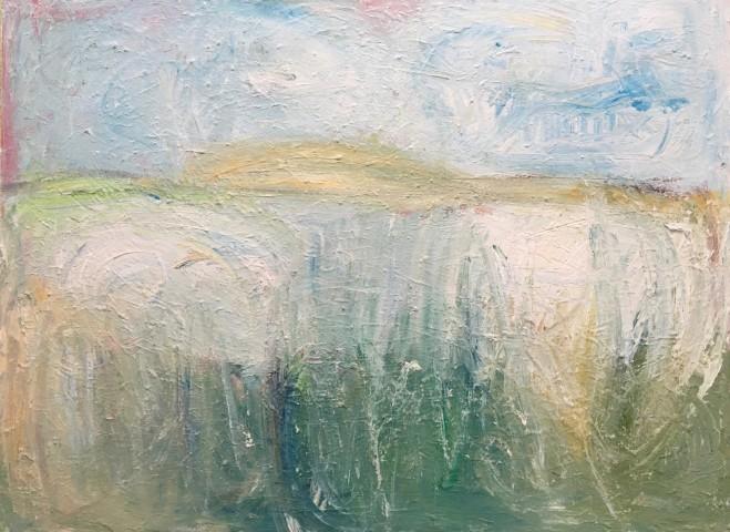 Richard Cook, Dozmary Pool, 2016