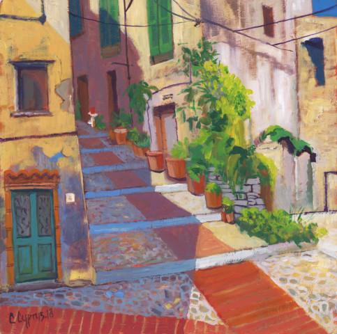 Chris Cyprus, Lato Della Strada, 2018