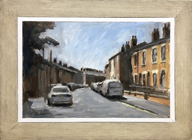 Alan James Thompson, Croft St., Hyde