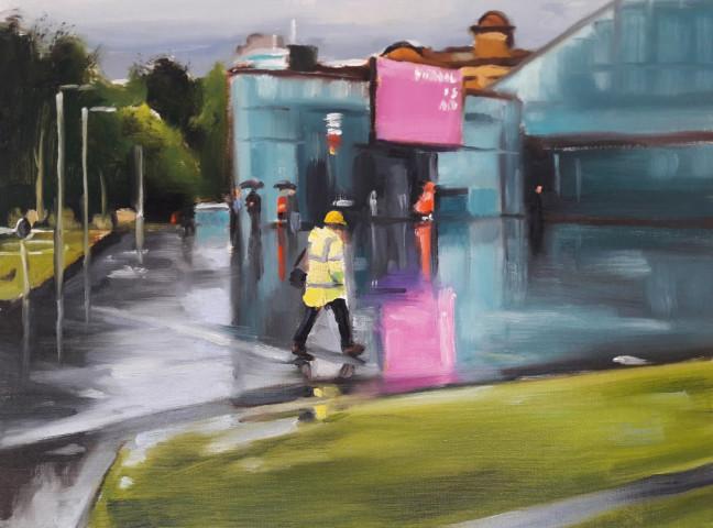 Liam Spencer, Urbis Rain