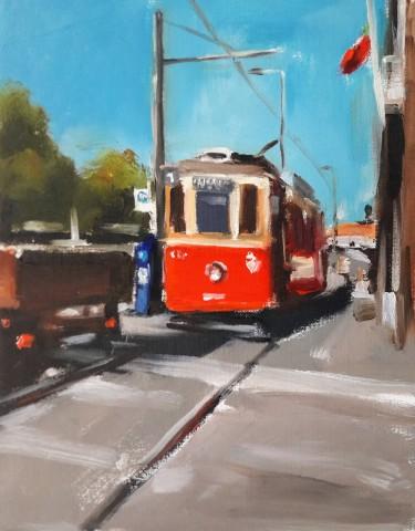 Liam Spencer, Porto Tram, 2020