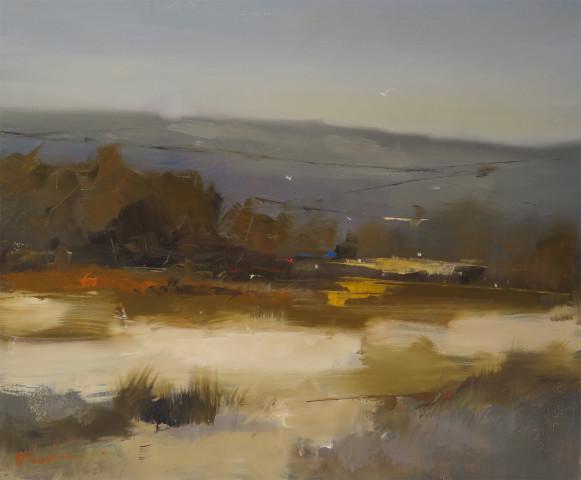 Michael Ashcroft AROI MAFA, Early Snow, Autumn
