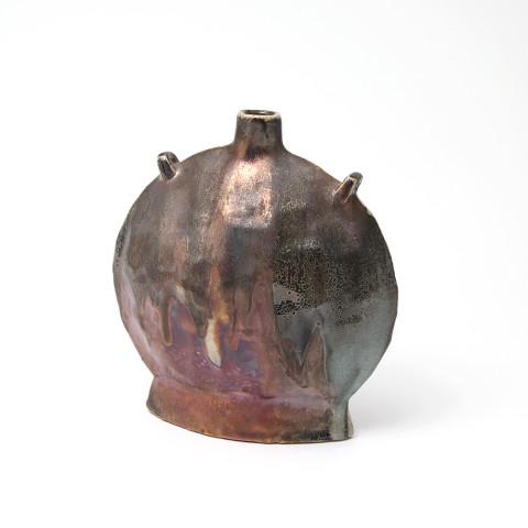 Ken Matsuzaki, Yohen Rounded Vase