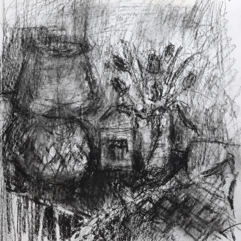 Ian Norris MAFA, Still Life with Tulips