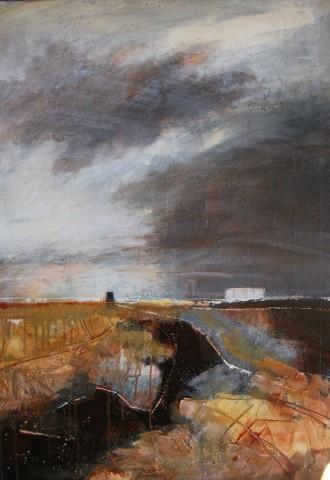 David Bez, Over the Estuary, 2019