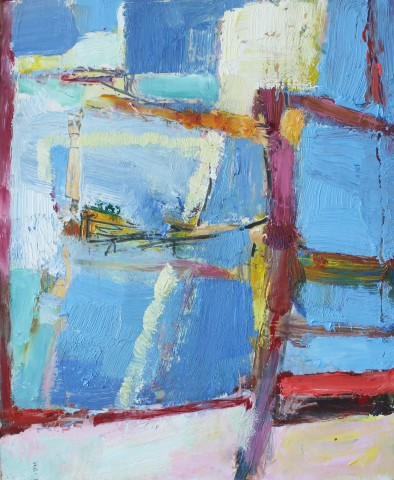 Craig Jefferson NEAC, Chair and Mirror Study