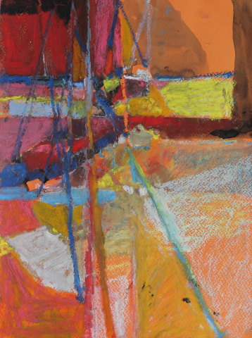 Craig Jefferson NEAC, Masts Study 1