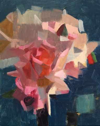 James Bland NEAC, Rose Abstraction II