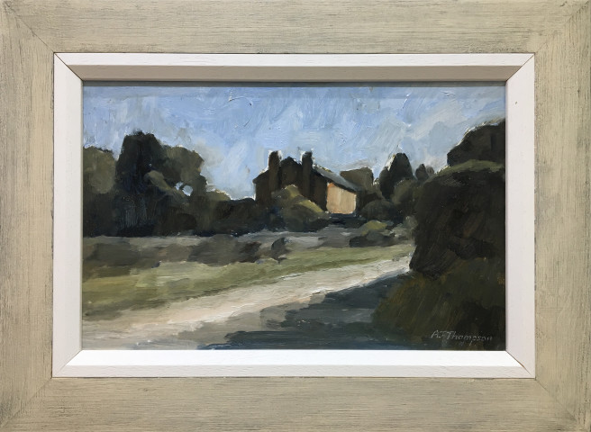 Alan James Thompson, Country Lane, 2018