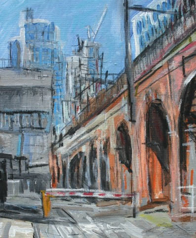 Matthew Thompson, Viaduct between Piccadilly and Oxford Rd