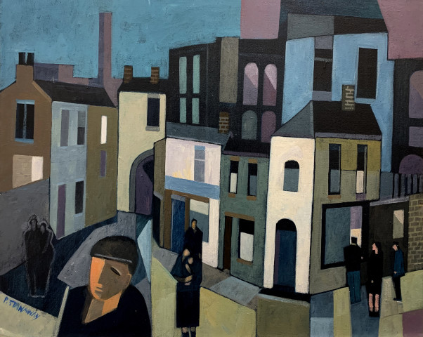 Peter Stanaway MAFA, Untitled, 2020