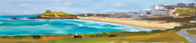 Liam Spencer, St. Ives Panorama