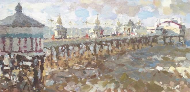 Adam Ralston MAFA, North Pier